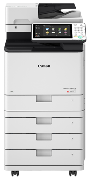 imageRUNNER ADVANCE C355F